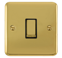Click Deco Satin Brass
